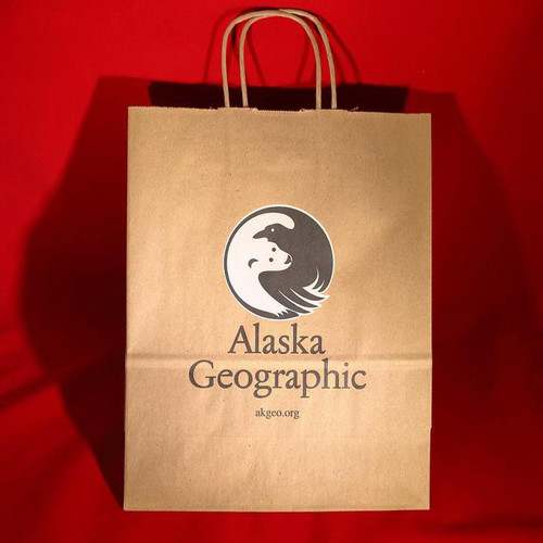 AKGEO Recycled Paper Bag