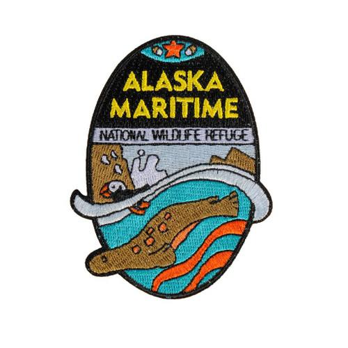 Patch - Alaska Maritime National Wildlife Refuge