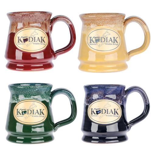 Mug Pottery Kodiak National Wildlife Refuge