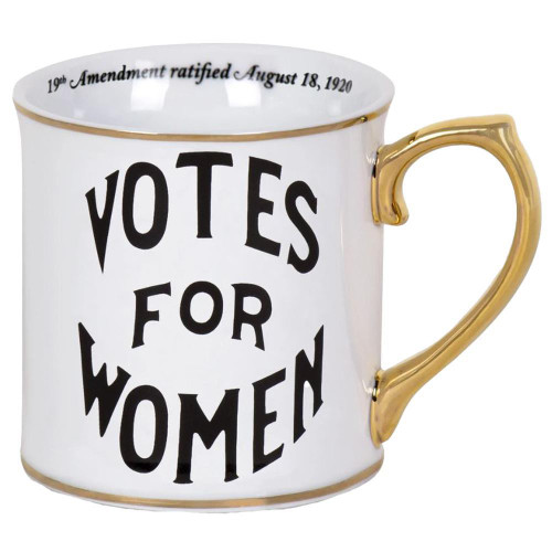 Coffee Cup - Votes for Women