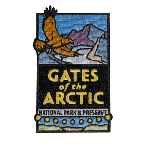 Patch - Gates of the Arctic National Park Preserve