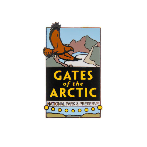 Pin - Gates of the Arctic National Park & Preserve
