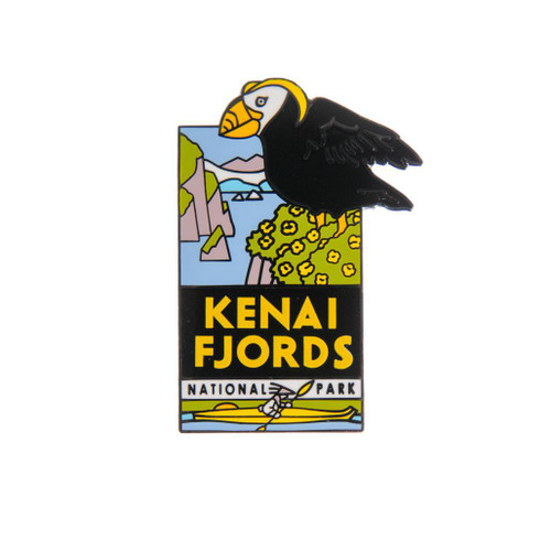 Pin - Kenai Fjords National Park & Preserve
