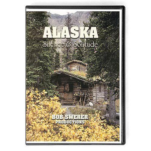 DVD -  Alaska Silence & Solitude