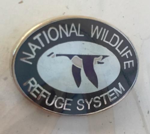 Pin - Blue Goose - National Wildlife Refuge System