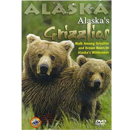 DVD - Alaska's Grizzlies