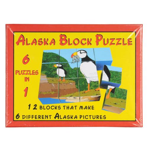 Game - Alaska Block Puzzle