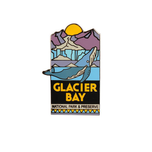 Pin - Glacier Bay National Park & Preserve