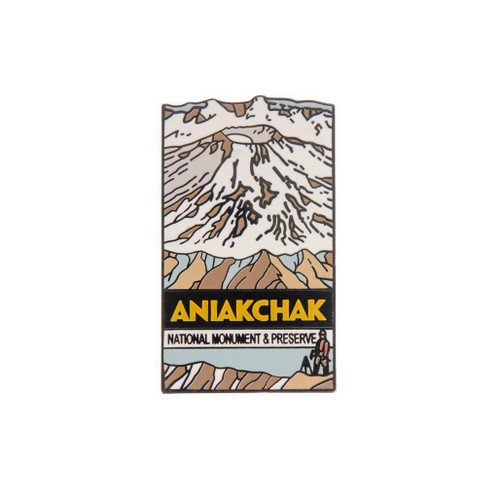 Pin - Aniakchak National Monument & Preserve