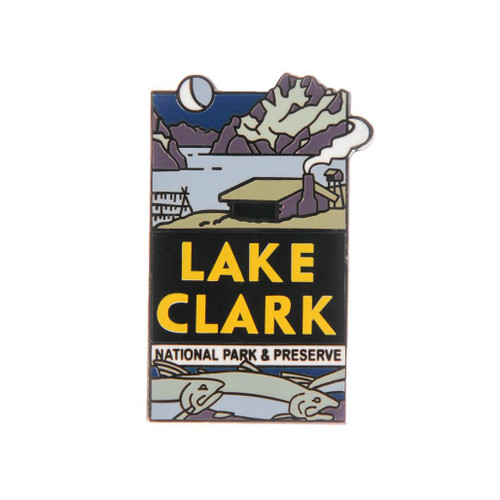 Pin - Lake Clark National Park & Preserve