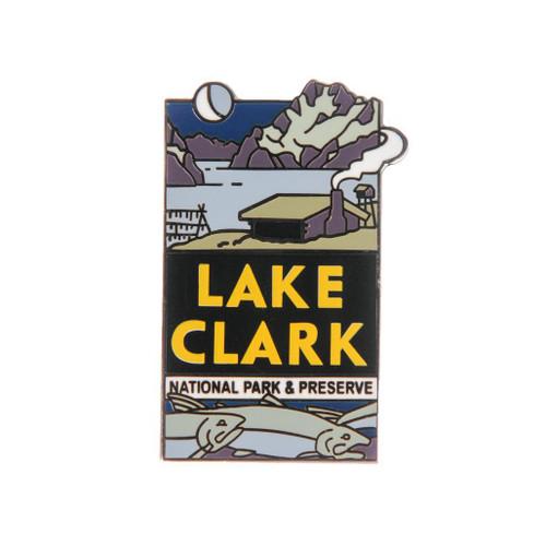 Pin - Lake Clark National Park & Preserve