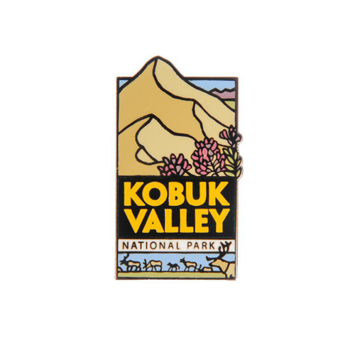 Pin - Kobuk Valley National Park