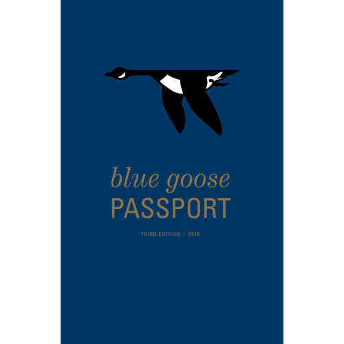 Blue Goose Passport - National Wildlife Refuges