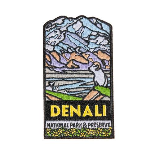 Patch - Denali National Park & Preserve