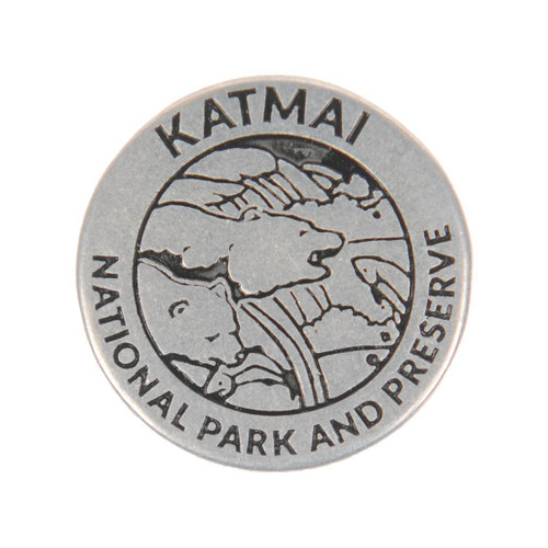 Token - Katmai National Park & Preserve