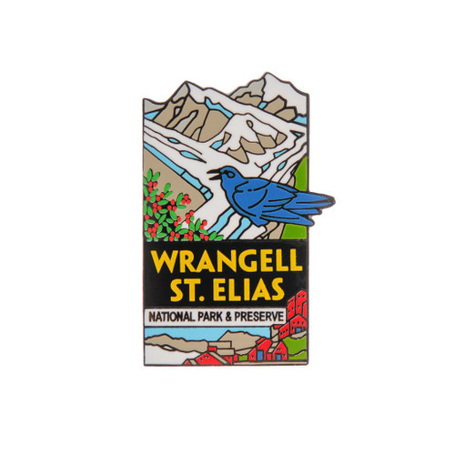 Pin - Wrangell St. Elias National Park & Preserve
