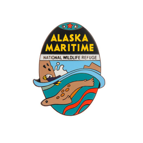 Pin - Alaska Maritime National Wildlife Refuge