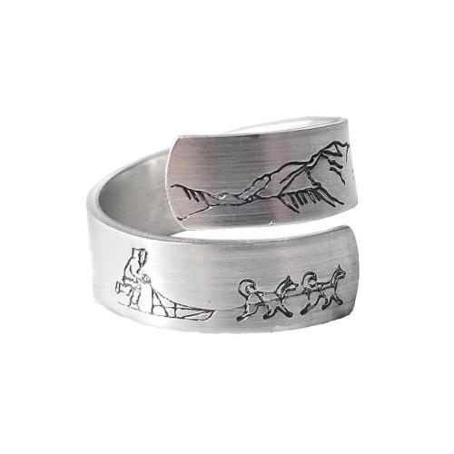 Ring - Denali Sled Dogs