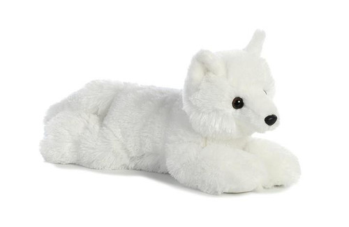 Plush - Arctic Fox - 12""