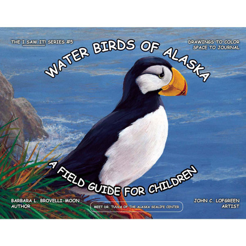 Water Birds of Alaska : A Field Guide for Children