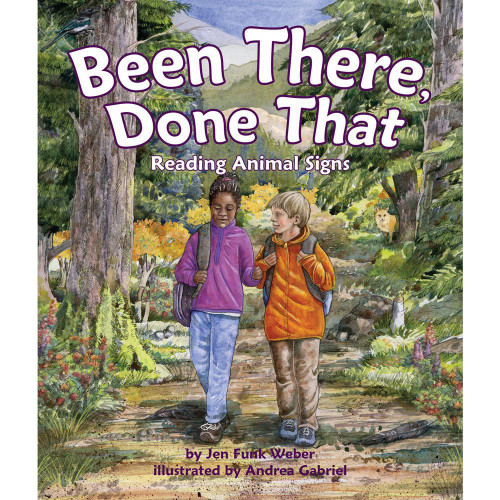 Been There, Done That: Reading Animal Signs