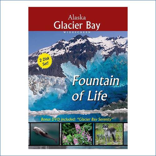 DVD - Fountain of Life Widescreen - Glacier Bay