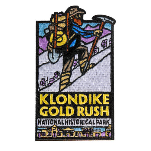 Patch - Klondike Gold Rush National Historical Park