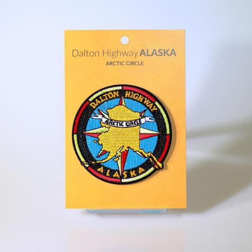 Patch - Dalton Highway Arctic Circle
