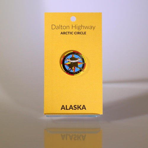 Pin - Dalton Highway Arctic Circle