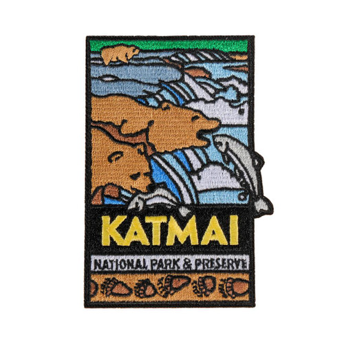 Patch - Katmai National Park & Preserve