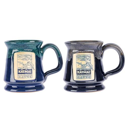 Mug - Pottery Katmai National Park