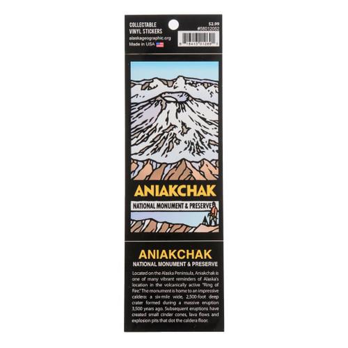 Sticker - Aniakchak National Monument & Preserve