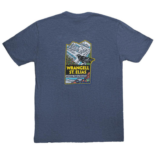 T-Shirt - Wrangell St. Elias NP&P