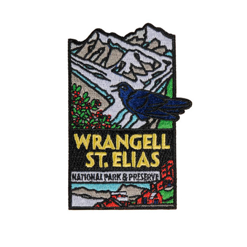 Patch - Wrangell St. Elias National Park and Preserve