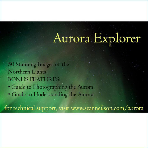 Aurora Explorer Flash Drive