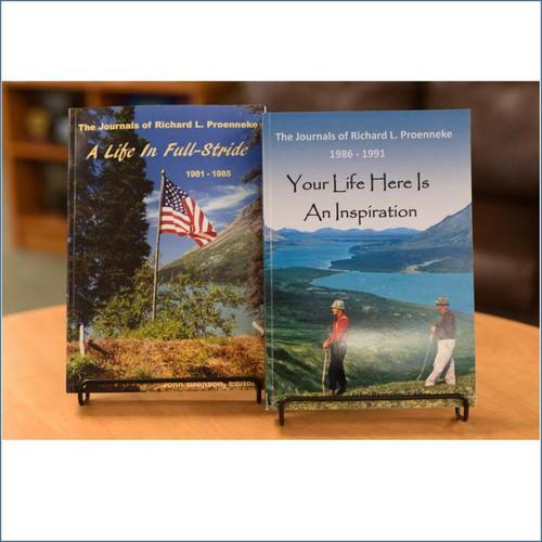 Richard L. Proenneke Journals 3 & 4
