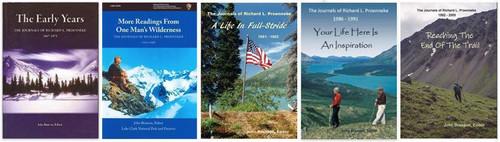 The Richard L. Proenneke Journals Complete Set
