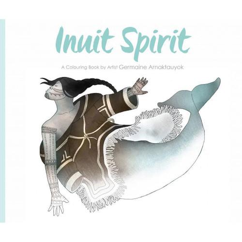 Inuit Spirit Coloring Book