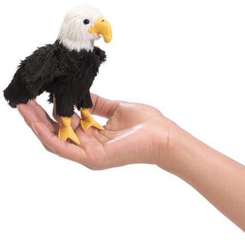 Plush - Finger Puppet - Bald Eagle