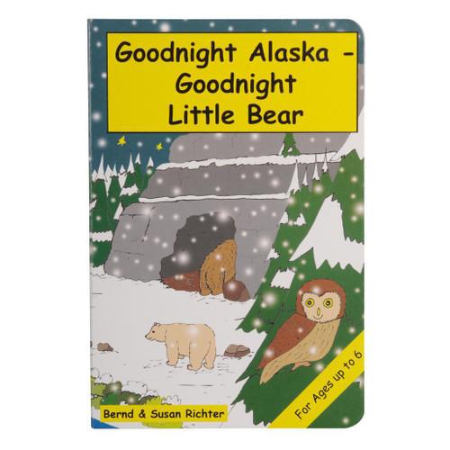 Goodnight Alaska - Goodnight Little Bear (Board Book)