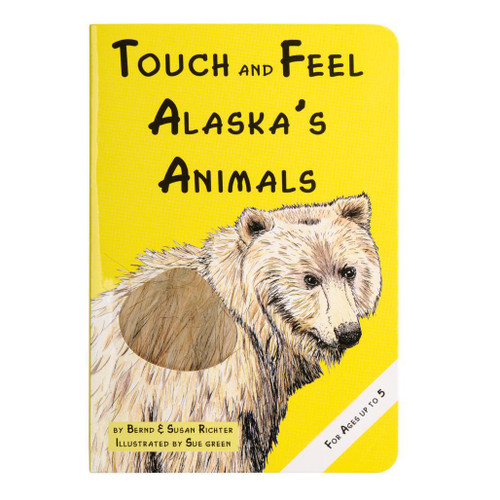 Touch and Feel Alaska's Animals