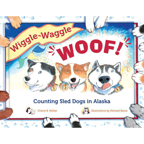 Wiggle-Waggle Woof: Counting Sled Dogs in Alaska