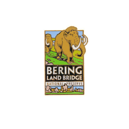Pin - Bering Land Bridge National Preserve