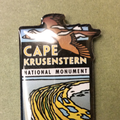 Pin - Cape Krusenstern National Monument