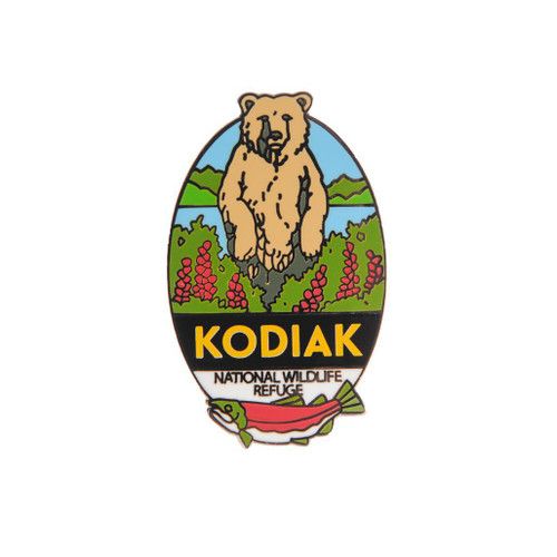 Pin - Kodiak National Wildlife Refuge