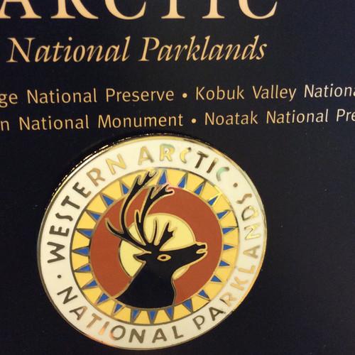 Pin -  Western Arctic National Parklands