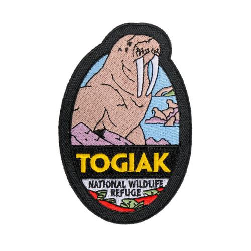 Patch - Togiak National Wildlife Refuge