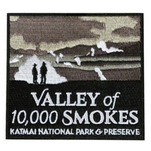 Patch - Valley of 10,000 Smokes, Katmai