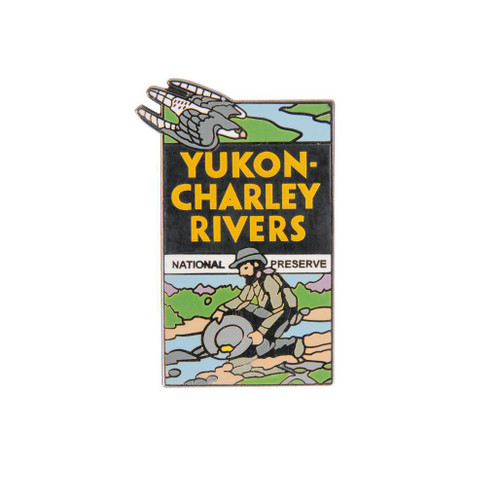 Magnet - Yukon-Charley Rivers National Preserve