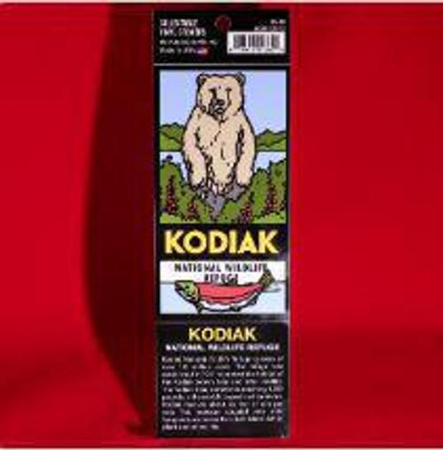 Sticker - Kodiak National Wildlife Refuge